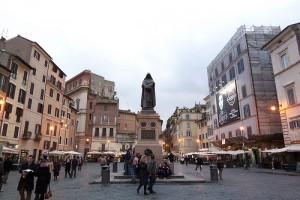 Piazza Campo de Fiori