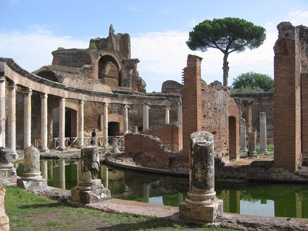 villa adriana