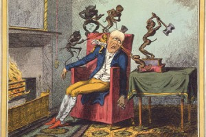 Cruikshank - The HeadAche