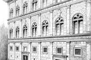 Palazzo rucellai di via vigna nuova - I giardini di palazzo rucellai ...