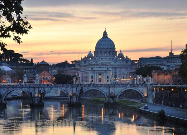 ponti Roma